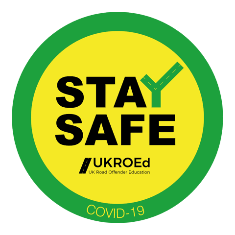 UKROEd stay safe